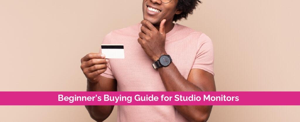 Beginner_s Buying Guide for Studio Monitors
