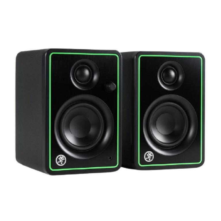 Mackie CR-X Series 3-inch Multimedia Monitors (CR3-X)