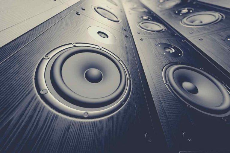 big bass speakers