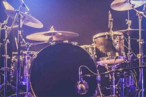 electric drum kit photo