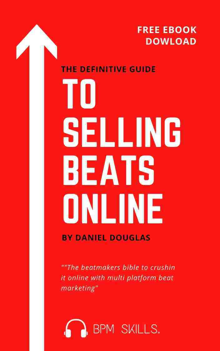 The beat sellers guide ebook cover