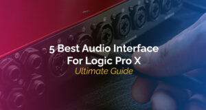 best audio interface for logic pro x