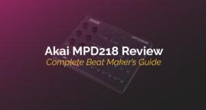 Akai Mpd218 Review