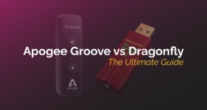 Apogee Groove Vs Dragonfly
