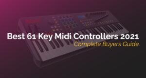 Best 61 Key Midi Controllers