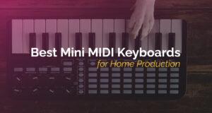 best mini midi keyboards