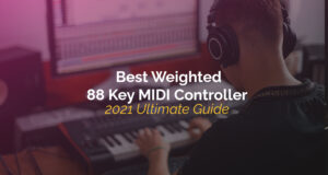 Best Weighted 88 Key Midi Controller