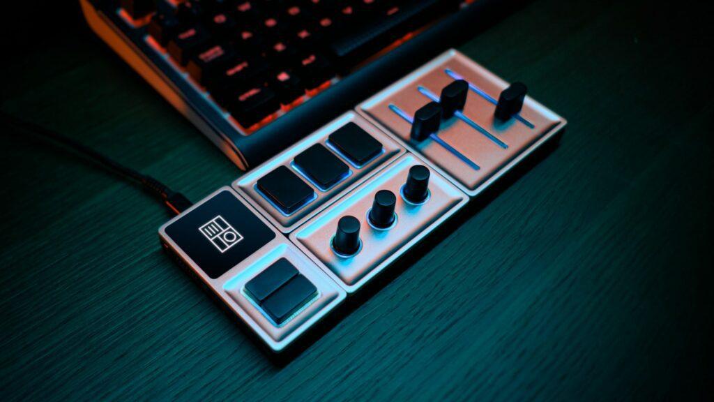MIDI Sliders