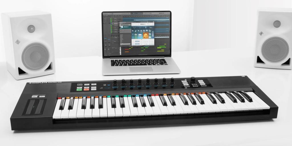 MIDI and MacBook setup