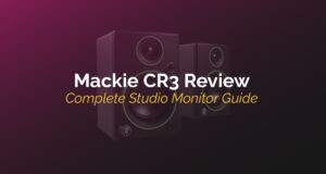 Mackie CR3 Review