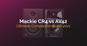 mackie cr4 vs av42