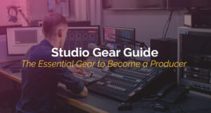 studio gear guide