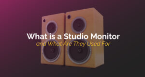 What is a Studio Monitor